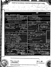 Black Dahlia - Wikipedia