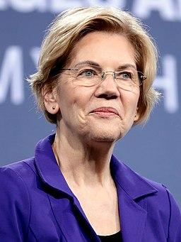 Elizabeth Warren April 2019