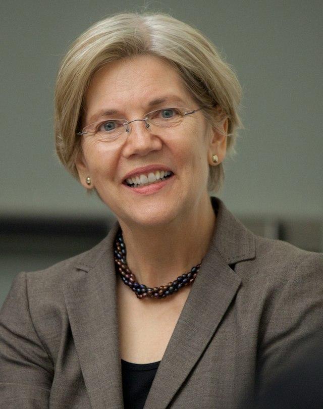 Elizabeth Warren, From WikimediaPhotos