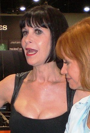 Ellen Greene - Greene (left) with fellow Pushing Daisies star Swoosie Kurtz