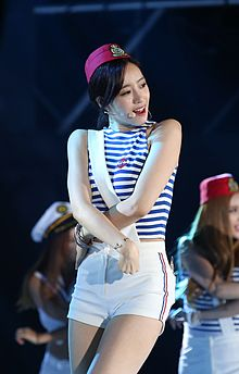 Elsie Hahm at 2015 Summer K-POP Festival.jpg