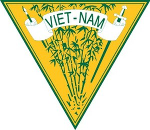 Emblem of Vietnam - Image: Emblem of the Vietnamese Republic, used 1957 1963