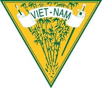 Emblem of Vietnam - Image: Emblem of the Vietnamese Republic, used 1957 1963