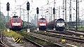 Emmerich opstelterrein met 3 treinen (9913897045).jpg
