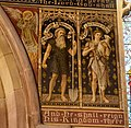 Enfield, St Mary Magdalene, part of north wall 2.jpg