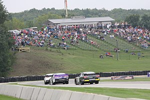 2015 NASCAR Xfinity Series - The Road America 180 at Road America in August