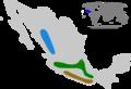Ergaticus ruber map.png