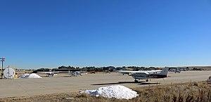 Erie Municipal Airport - Image: Erie Municipal Airport