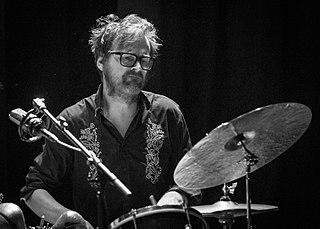 Erland Dahlen drummer