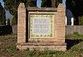 Ermita del sant Crist dels Afligits de Beniarrés, placa.JPG