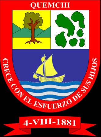 Quemchi - Image: Escudo de Quemchi