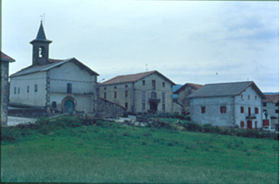 Vue de Bizkarreta-Gerendiain.