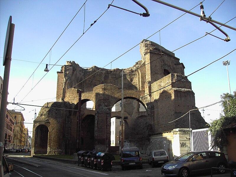 Marsala - Tempel av Minerva medicinsk - Horti Licini 2055.JPG