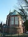 Essen Stoppenberg – Kath, Kirche St. Nikolaus von Westen - panoramio.jpg
