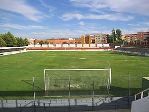 CDC Moscardó - Estadio Román Valero in 2005.