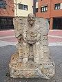 Estatua Millan Santos Valladolid.jpg