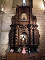Estella-Lizarra, Iglesia de San Miguel 25.JPG