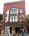 Ethan Allen Engine Company No. 4 Burlington Vermont from Church Street.jpg