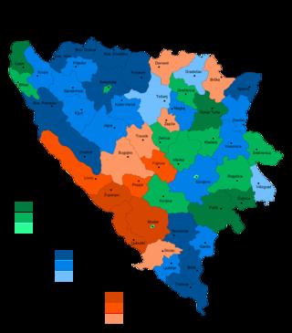 1895 population census in Bosnia and Herzegovina