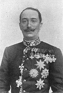 Eugen von Albori Austrian administrator