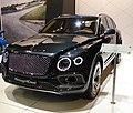 European Motor Show Brussels 2018 Bentley Bentayga.jpg