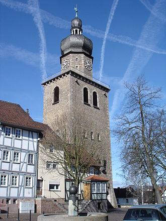Bebra - Evangelical church