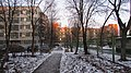 Evening. March 2014. - Вечер. Март 2014. - panoramio.jpg