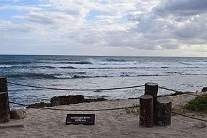 ʻEwa Beach, Hawaii - Ewa beach view to southwest