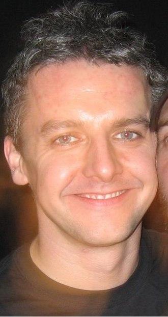 Ewan Pearson - Ewan Pearson in November 2006