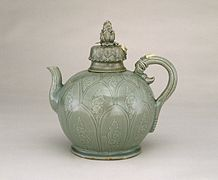 Ewer with Cover, first half of the 12th century, 56.138.1a-b.jpg