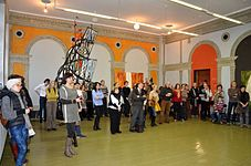 Exhibition Valery Pesin in Minsk Contemporary Arts Center 04.03.2015 10.JPG