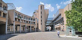 École normale supérieure de Lyon - Jacques Monod Campus - Sciences