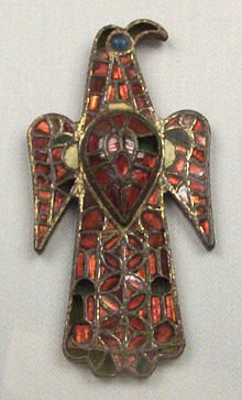 Bronze Fibel