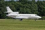 F-GNVK, Dassault Falcon 900EX F900 - DSO Falcon Service (18456745124).jpg