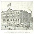 FARMER(1884) Detroit, p880 HIAWATHA TOBACCO FACTORY OF DANIEL SCOTTEN & CO., SOUTHEAST CORNER OF FORT AND CAMPAU STREETS, SPRINGWELLS. BUILT IN 1875.jpg