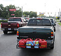 FEMA - 37850 - A truck carrying spare gas cans in Beaumont.jpg