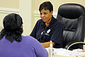 FEMA - 42159 - Individual Assistance Interview at Disaster Recovery Center.jpg