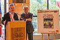 FIG 2013 remise du prix Ptolémée de la Géographie à Jean-Paul Kauffmann.jpg