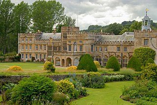 Forde Abbey Grade I listed historic house museum in West Dorset, United Kingdom