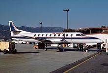 Fairchild SA-227AC Metro III, SkyWest Airlines AN1599724.jpg
