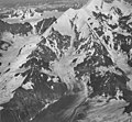 Fairweather Glacier, mountain glaciers and icefall, August 24, 1963 (GLACIERS 5435).jpg