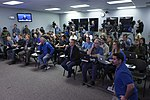 Falcon Heavy first flight press conference 05.jpg