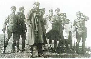Falkenhayn and his staff of the German 9th Army during the Romanian Campaign.jpg