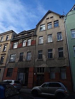 Falkstraße in Halle