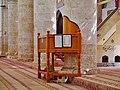 Famagusta - Gazimagusa Lala-Mustafa-Pasha-Moschee (Nikolauskathedrale) Innen Langhaus Ost 6.jpg