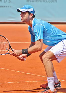 Robert Farah op de Madrid Open, 2014