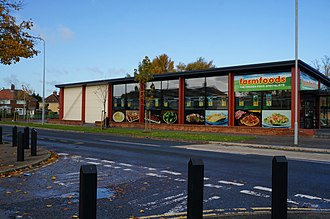 Farmfoods - Farmfoods store in Hull