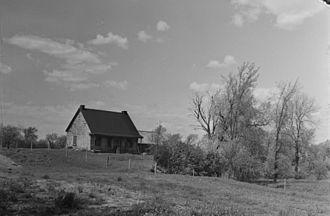 Côte-Saint-Luc - Farm in Côte-Saint-Luc in 1941