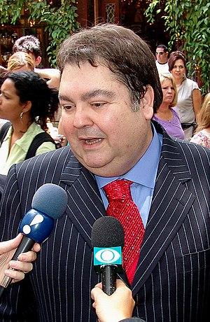 affiche Fausto Silva