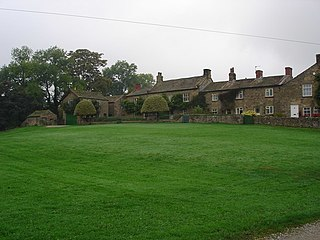 Fearby Human settlement in England